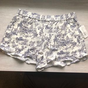 Maison Jules Patterned Bloomer Short